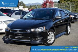 2013 Mitsubishi Lancer SE Heated Seats and Air Conditioning