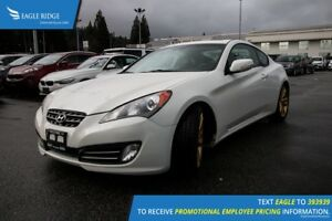 2010 Hyundai Genesis Coupe Heated Seats, Leathe Seats, Manual