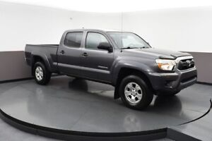 2015 Toyota Tacoma TRD SPORT V6 4.0L 4DR 5PASS DOUBLE CAB w/ BLU