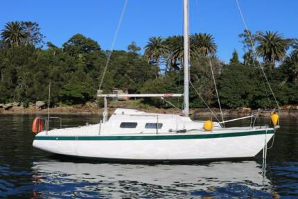 Yacht: Pacific 27 - great condition