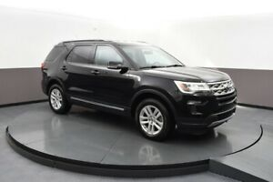 2018 Ford Explorer XLT 4WD 6PASS