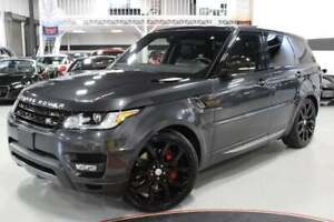 2016 Land Rover Range Rover Sport V8 Supercharged   DYNAMIC   AC
