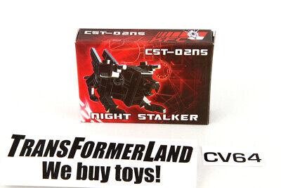 Night Stalker w/box Mini-Cassettes KFC 3rd Party