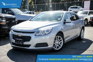 2015 Chevrolet Malibu 1LT Backup Camera and Sunroof