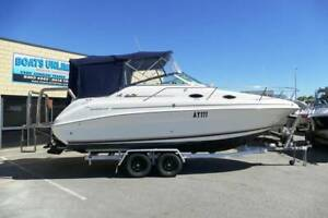 SOLD ANOTHER WANTED SEA RAY 240 SUNDANCER