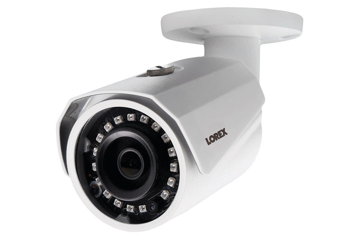 Lorex LBV4711B 4MP SuperHD Weatherproof 150FT Night-Vision M