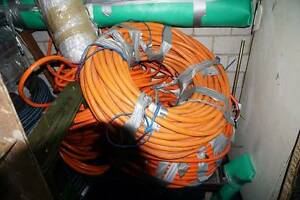 6mm 4 Core and Earth Orange Circular Cable Ultimo Inner Sydney Preview