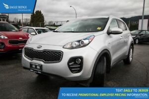 2017 Kia Sportage LX AWD, Backup Camera, Heated Seats