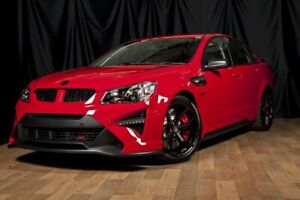 2017 HSV GTSR W1 LS9 474Kw 6 Speed Manual with Only 149 Kms Aspley Brisbane North East Preview