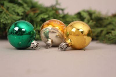100 Weihnachtskugel Gelb Senfgelb Weihnachten Baumschmuck Christbaumschmuck