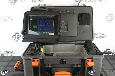 Ge Mentor Ut 3232 Phased Array Ultrasonic Flaw Detector Portable Ndt Inspection