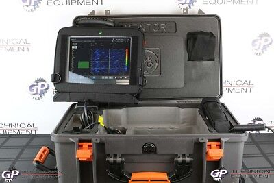 Ge Mentor Ut 3232 Phased Array Ultrasonic Flaw Detector Portable Ndt Inspection