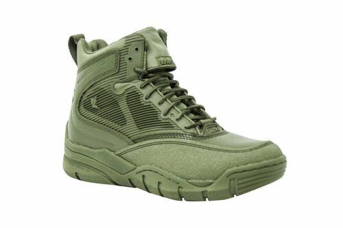 "Lalo Shadow Intruder 5"" Ranger Green Boots"