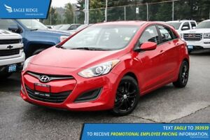 2013 Hyundai Elantra GT GL Heated Seats and Air Conditioning