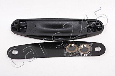 bmw z3 e36 roadster 96 02 original seat belt guide black upper back left bmw oem 96 02 z3 seat