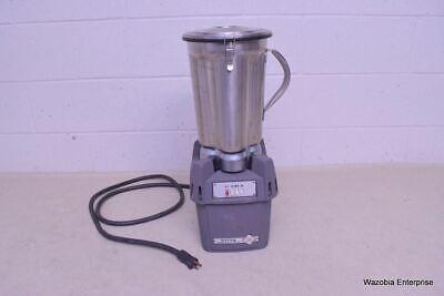 Waring Commercial Blender Cb-6 Model 31bl79 Laboratory