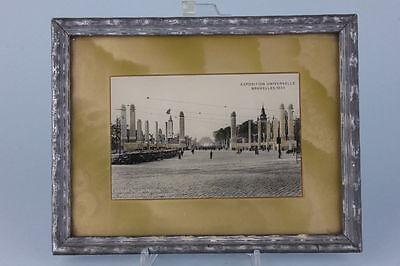 Souvenir de Exposition Universelle Bruxelles 1935
