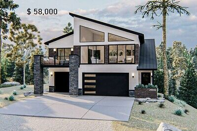 1161 Sf Prefabricated 2 Br 2 Ba Home Building Plan