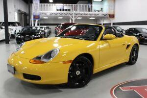 2001 Porsche Boxster | 5 SPEED