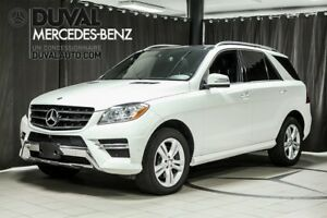 2015 Mercedes-Benz M-Class ML350 BlueTEC 4MATIC GPS TOIT PANO