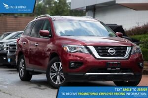 2017 Nissan Pathfinder SV 4WD, Backup Camera, Heated Seats