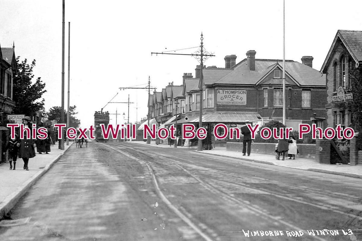 DO 1047 - Wimborme Road, Winton, Bournemouth, Dorset