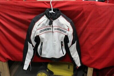 97451-04VW Womens Medium Harley Davidson Nylon Riding Jacket Classic (CP1058251)