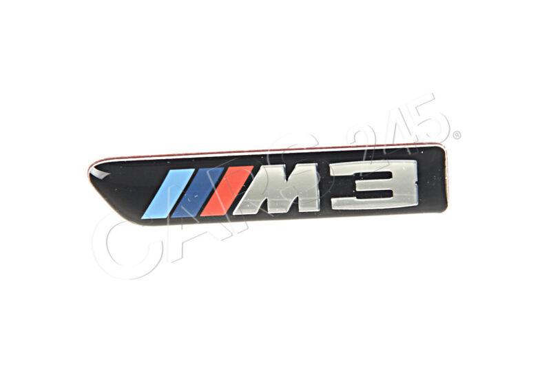 Genuine New BMW I left wing badge Fender emblème pour Série 3 F30 idrive 2015+