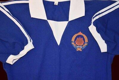 - YUGOSLAVIA 1981 EUROPEAN CHAMPIONSHIP - Vintage Jersey REPLICA - Sizes M, L, XL