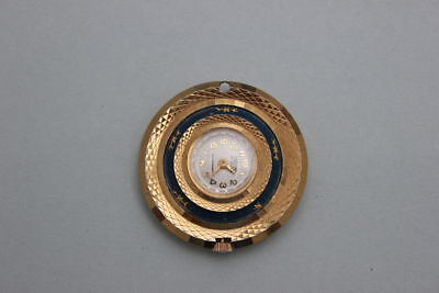 Mortima vergoldete  Damentaschenuhr