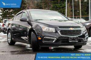 2015 Chevrolet Cruze 1LT Backup Camera, Aux, USB