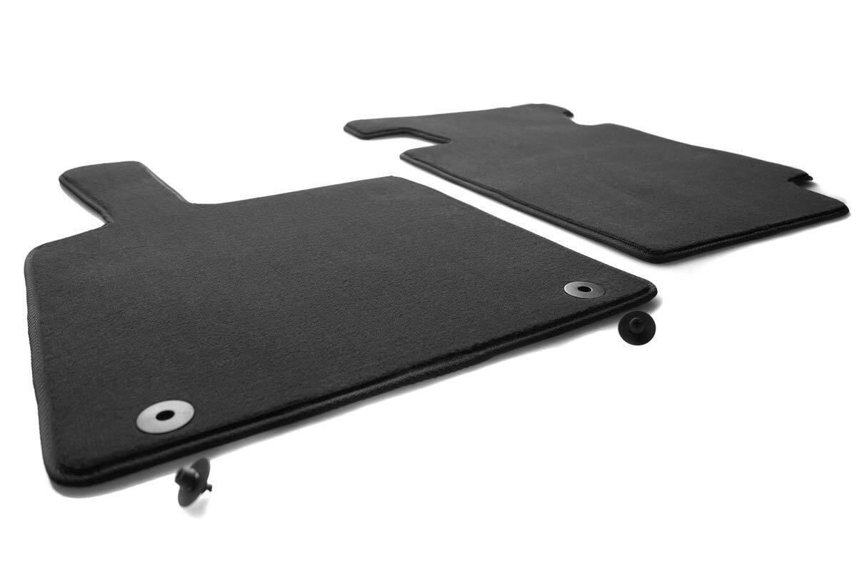 Fußmatten Smart fortwo 451 Original Qualität Automatten neu | Velours
