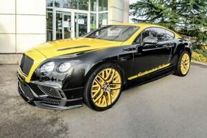 Bentley Continental S Supersports 24/ 1 of 24/Limited Ed
