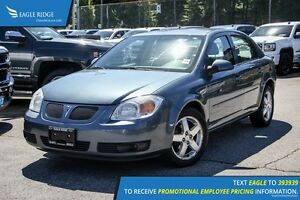 2005 Pontiac Pursuit SE AM/FM Radio and Air Conditioning