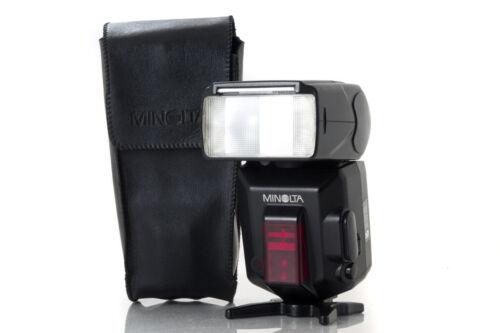 Konica Minolta 5600HS (D) Shoe Mount Flash for Minolta Sony Alpha