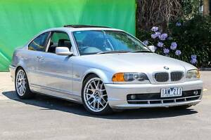 2000 BMW 325ci Auto Coupe Ringwood Maroondah Area Preview