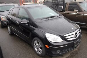2007 Mercedes B200 Turbo FULL PART OUT
