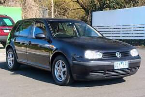 1999 Volkswagen Golf GLE Auto 1.8ltr Hatchback Ringwood Maroondah Area Preview