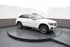 2017 Mercedes Benz GLC 300 4MATIC SUV w/ NAVIGATION, REAR CAMERA