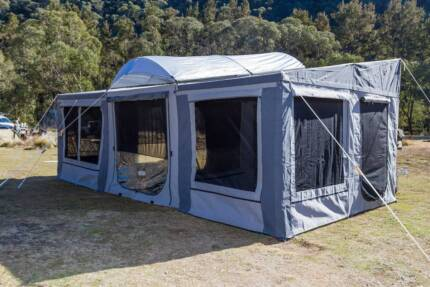 2016 Off road camper trailer. Used once only. Penrith Penrith Area Preview