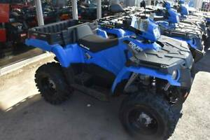 POLARIS UTE 570 4X4 EPS- MY18- ONE LEFT AT THIS PRICE! Aldinga Beach Morphett Vale Area Preview