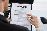Top level Resume & Cover Letter Composing PhDs
