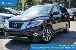 2016 Nissan Pathfinder SV Heated Seats and Backup Camera