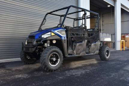 POLARIS RANGER CREW 570- 4X4 EPS Aldinga Beach Morphett Vale Area Preview