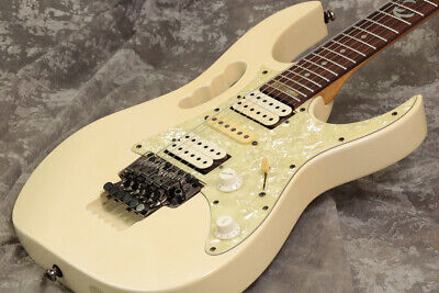 Ibanez JEM-555 White Japan rare beautiful vintage popular EMS F / S for sale  Shipping to United States