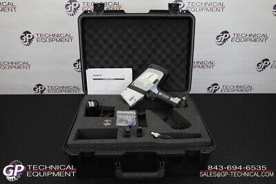 Olympus Delta Classic Lbp-2000 Handheld Xrf Analyzer - Ge Thermo Bruker Sciaps