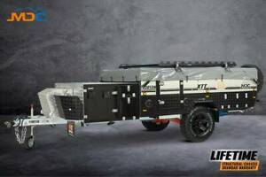 MDC XTT ROBSON DUAL FOLD OFFROAD CAMPER TRAILER - From $128/week* Campbellfield Hume Area Preview