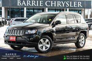 2015 Jeep Compass ***4X4***SPORT PACKAGE***