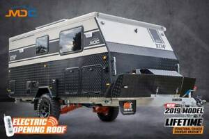 NEW MODEL - MDC XT14E  Electric Opening Roof Hybrid Offroad Caravan Lansvale Liverpool Area Preview