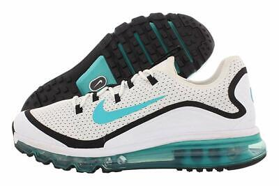 Nike Air Max More Mens Shoes Size 12, White/Tea, Size 12.0